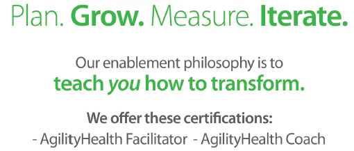 AgilityHealth-Measurable Results
